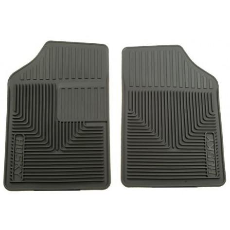 GTO Husky Liners Heavy Duty Gray Front Floor Mats