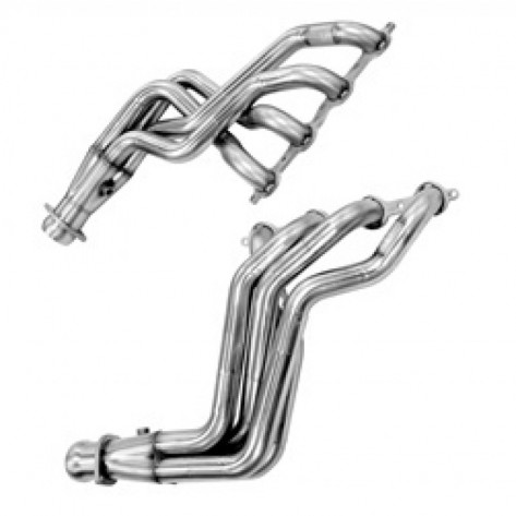 G8 Kooks 2420H430 Stainless 1 7/8in x 3in Longtube Headers & Green Catted X-Pipe Kit