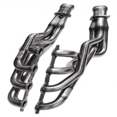 CTS Kooks 23112400 Stainless 1 7/8 x 3 Longtube Headers w/ 02 Extension Harness Kit 2009-2014 6.2L/ LS9 (2 front/2 back)