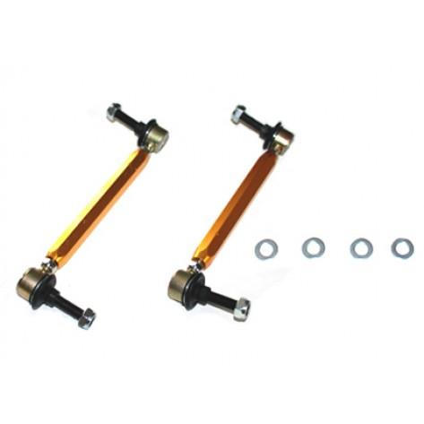 Adjustable Swaybar Links - 10mm Studs x 210mm-235mm Long - KLC140-215