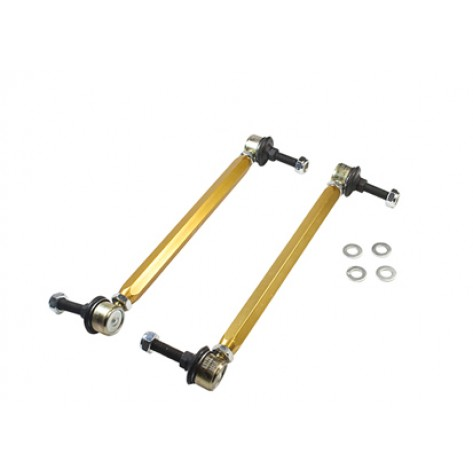 Adjustable Swaybar Links - 10mm Studs x 270mm-295mm Long - KLC140-275