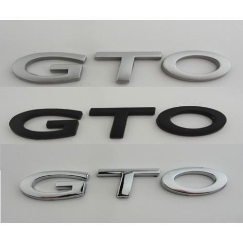 GTO Grille Emblem Repro
