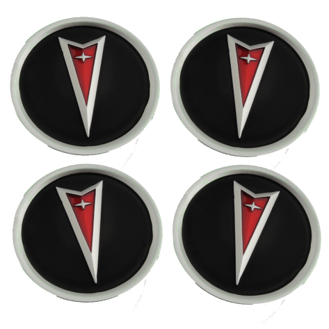 GTO Center Caps for OE Wheels (Set of 4)