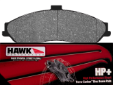 HB247N.575 Front Hawk HP Plus Brake Pads