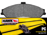 HB247Z.575 Front Hawk Ceramic Brake Pads