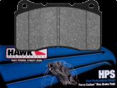 HB453F.585 Front Hawk HPS Brake Pads