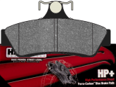 HB573N.615 Rear Hawk HP Plus Brake Pads