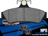 HB573F.615 Rear Hawk HPS Brake Pads