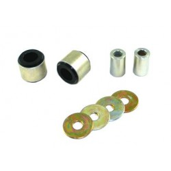 LX Whiteline Rear Trailing Arm to Knuckle Bushings - Rearward - W63346