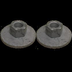 LX LX7277-HK Rear Bushing Nuts (Per Pair)
