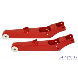 Camaro Spohn Pro-Touring Rear Lower Control Arms - Ride Height Adjustable - Delrin