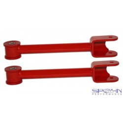 Camaro Spohn Tubular Rear Trailing Arms with Poly - Steel