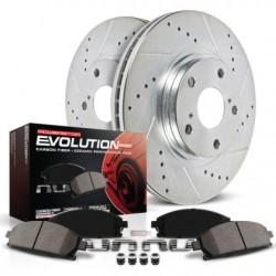 Power Stop 05-06 Pontiac GTO Front & Rear Z23 Evolution Sport Brake Kit