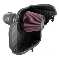 K&N 12-13 Chevy Camaro ZL1 6.2L V8 Aircharger Performance Intake