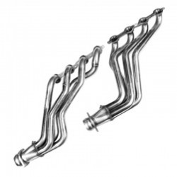 TBSS Kooks 27202400 Stainless 1 7/8in x 3in Longtube Headers with O2 Bungs and Venturi Collectors