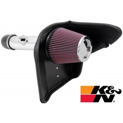 K&N Intake Kit - Typhoon System Cold Air 69-4520TP