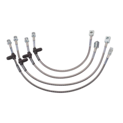 Camaro Russell Stainless Brake Lines - SS 692380