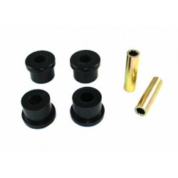 GTO Whiteline Rear Control Arm Bushings - Non Adjustable - W61483