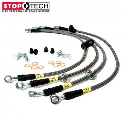 GTO Stoptech Rear Stainless Brake Lines - 2004 - 950.62504