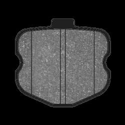 HB531U.570 Front Hawk DTC-70 Brake Pads
