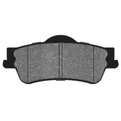 HB607F.616 Rear Hawk HPS Brake Pads