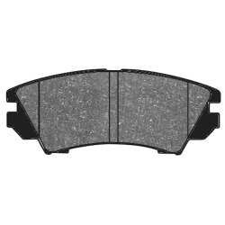 HB638Z.702 Front Hawk Ceramic Brake Pads