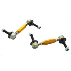 Adjustable Swaybar Links - 10mm Studs x 110mm-135mm Long - KLC140-115