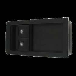 GTO 2-way window switch OE Black