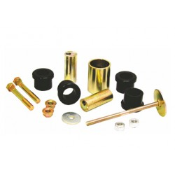 GTO Whiteline Rear Control Arm Bushings - 1.0 deg Adjustment w/Tool - W61309S