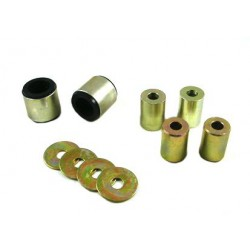 LX Whiteline Front Lower Control Arm Bushings - Outer to Shock - W33333