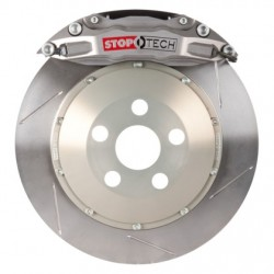StopTech 04 Pontiac GTO BBK Front ST-40 Trophy Anodized Caliper 355x32 Slotted Rotor