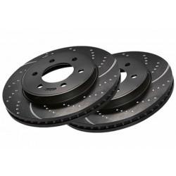 EBC G8 3.6 GD Sport Front Rotors