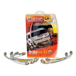 Goodridge 04 Pontiac GTO Brake Lines