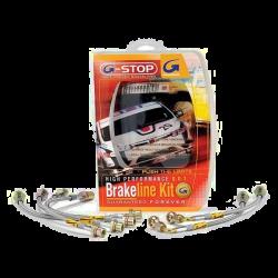 Goodridge 10-11 Camaro Std Models Brake Lines