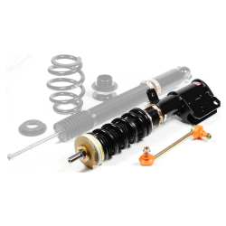GTO BC Type BR Fixed Ratio Coilovers - Front Only (Mounts Not Included)