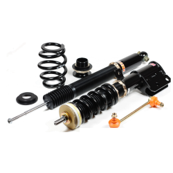 GTO BC Type DS Digresive Fixed Ratio Coilovers (Mounts Not Included)