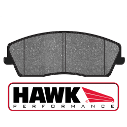 Hawk HB507x.711 Front Brake Pads - Street