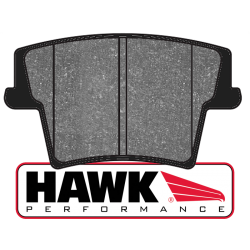 Hawk HB508x.675 Rear Brake Pads - Street