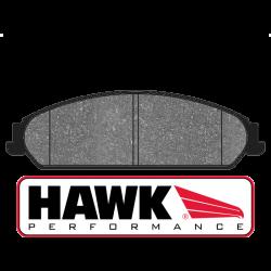 Hawk HB509x.678 Front Brake Pads - Street