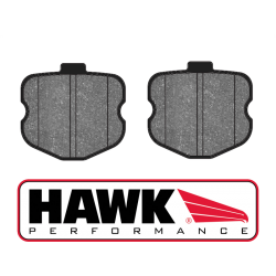 Hawk HB532x.570 Rear Brake Pads - Street