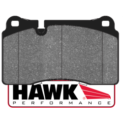 Hawk HB632x.586 Rear Brake Pads - Street