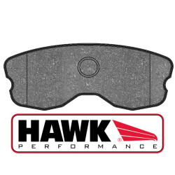 Hawk HB659x.570 Rear Brake Pads - Street