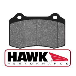 Hawk HB194x.570 Rear Brake Pads - Street