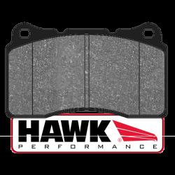 Hawk HB453x.585 Front Brake Pads - Street