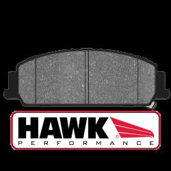 Hawk HB606x.650 Front Brake Pads - Street