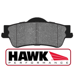 Hawk HB607x.616 Rear Brake Pads - Street