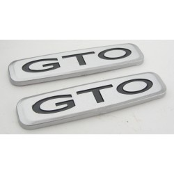 GTO Door Panel Badges