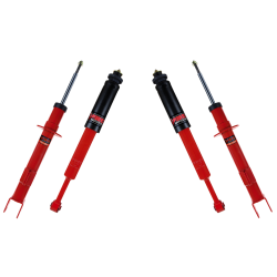 LX Pedders GSR Shock Kit