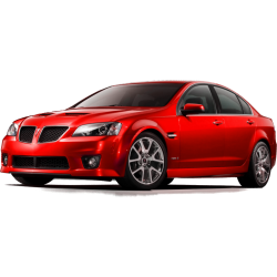 Techsheet: Front End Inspection & Alignment Tips - 2008-2009 Pontiac G8 - BETA