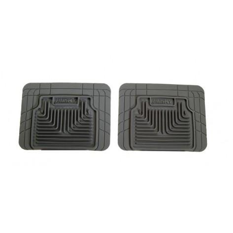 GTO Husky Liners Heavy Duty Gray Rear Floor Mats
